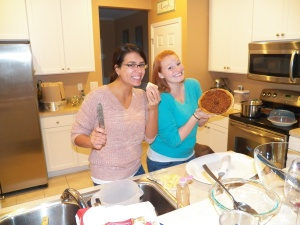 The chefs!