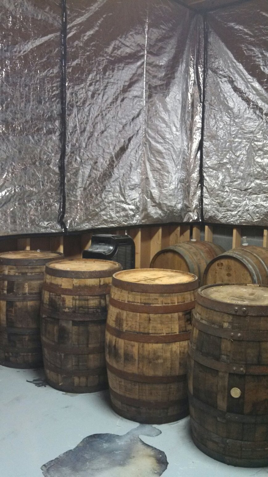A new trend in brewing craft beers is letting them age in wine barrels. I can't wait to try these!