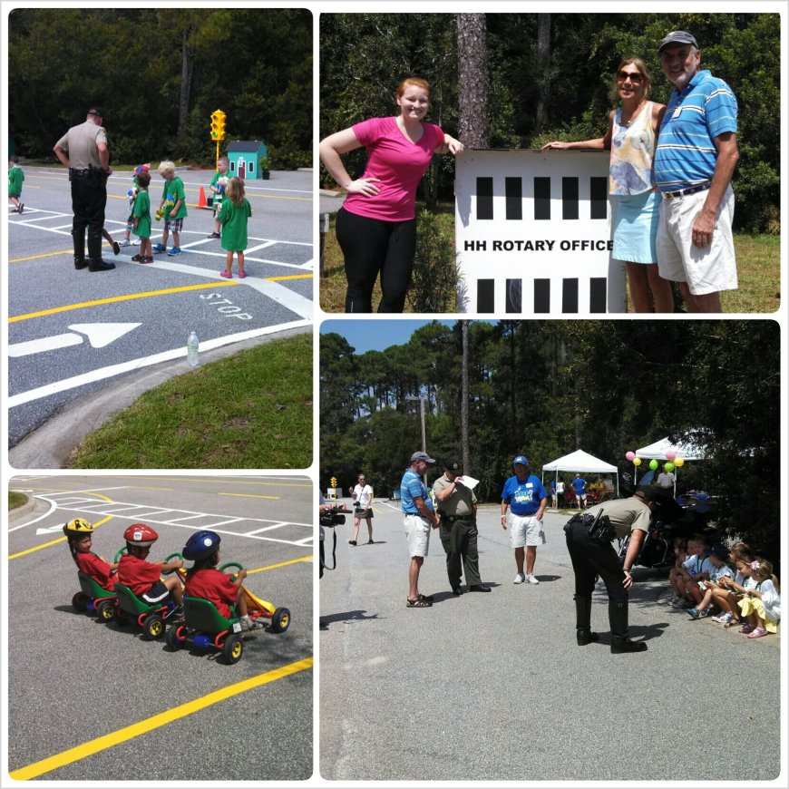 HHI Rotary's Safety Town
