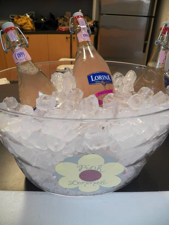 Pink Sparkling Lemonade. This stuff was yummy!!! Picked it up at World Market.