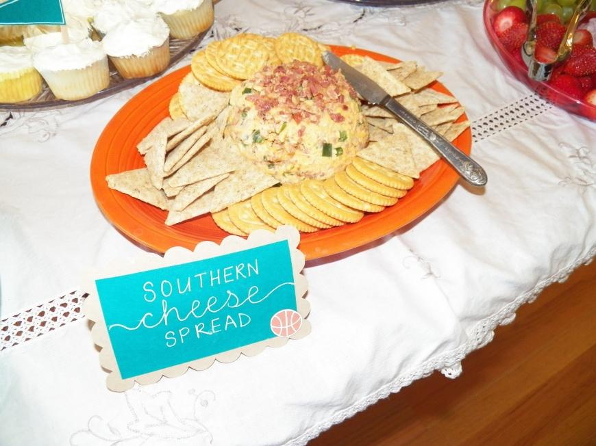 Yummy cheese spread